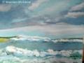 """Balmedie Beach"" by Maureen McAlpine"